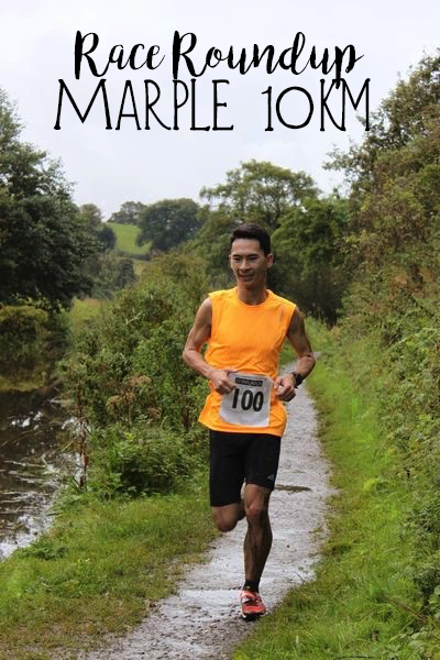 race roundup marple 10km trail run