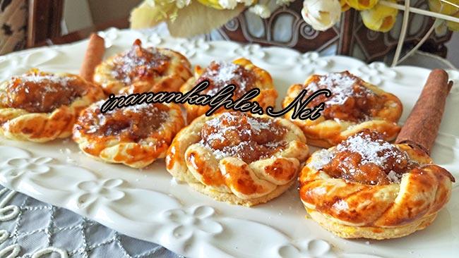 Tarçınlı Elmalı Kurabiye Tarifi - www.inanankalpler.net