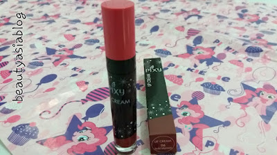 Pixy Lip Cream No.06 Bold Maroon