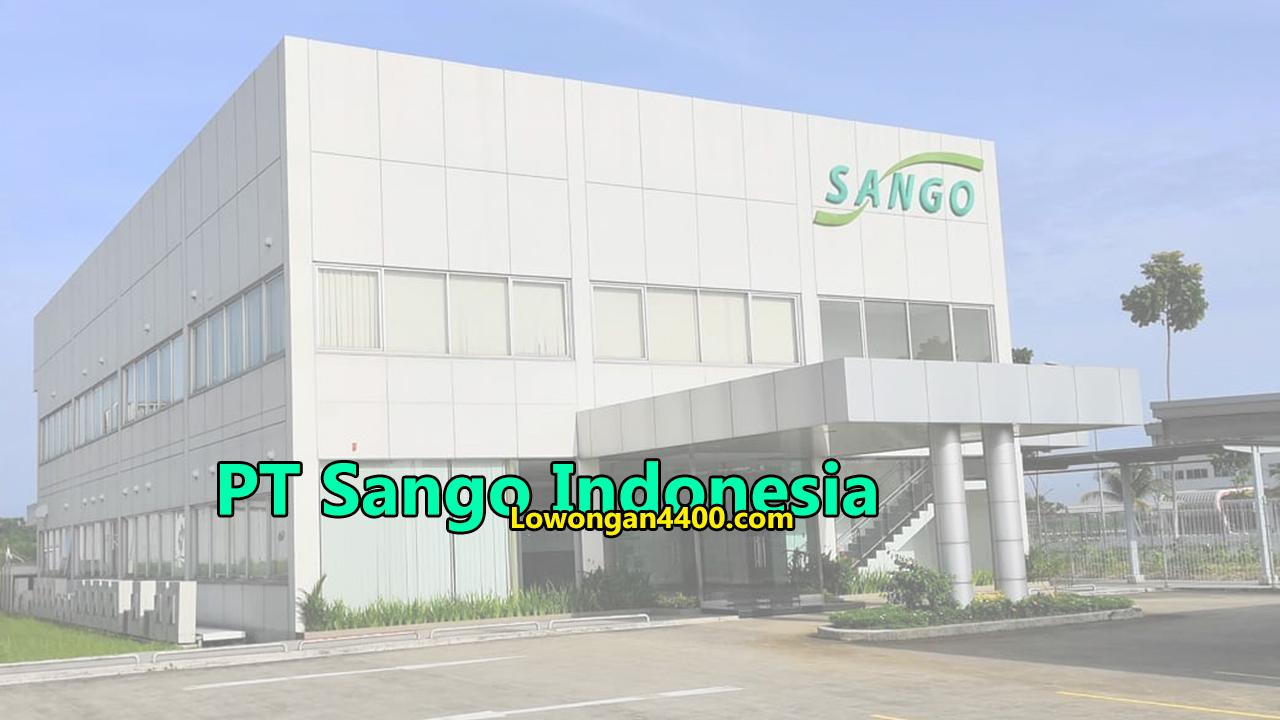 PT Sango Indonesia Karawang