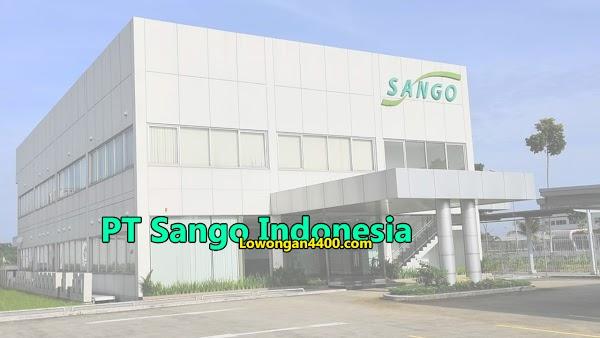 Lowongan Kerja PT Sango Indonesia Kawasan KIM Karawang