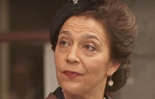 Maria Bouzas attrice Francisca Montenegro