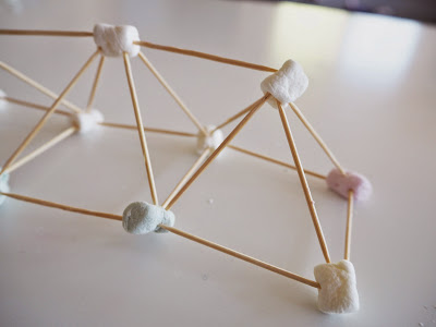 Learn with Play at Home: Mini-marshmallow and toothpick building ...