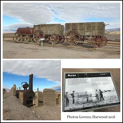 20 mule, salt, borax, death valley national park