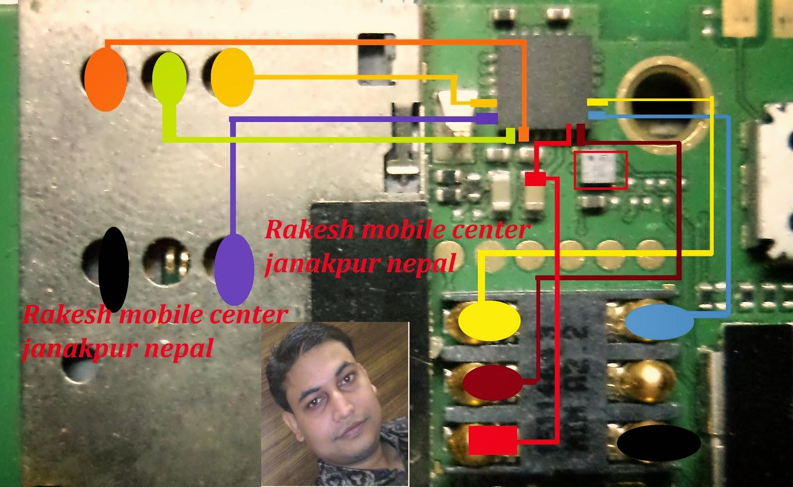 nokia c2-03 insert sim solution | Mobile Repairing Tips