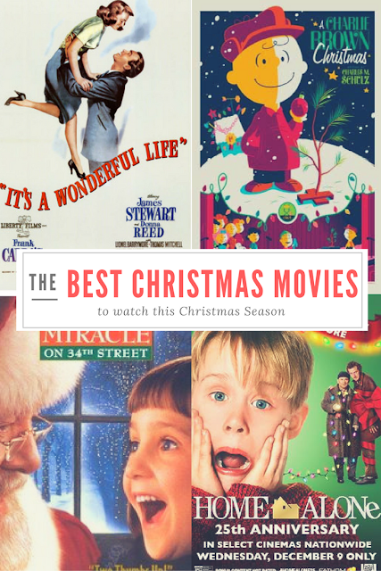 The best Christmas movies to watch this Christmas season.