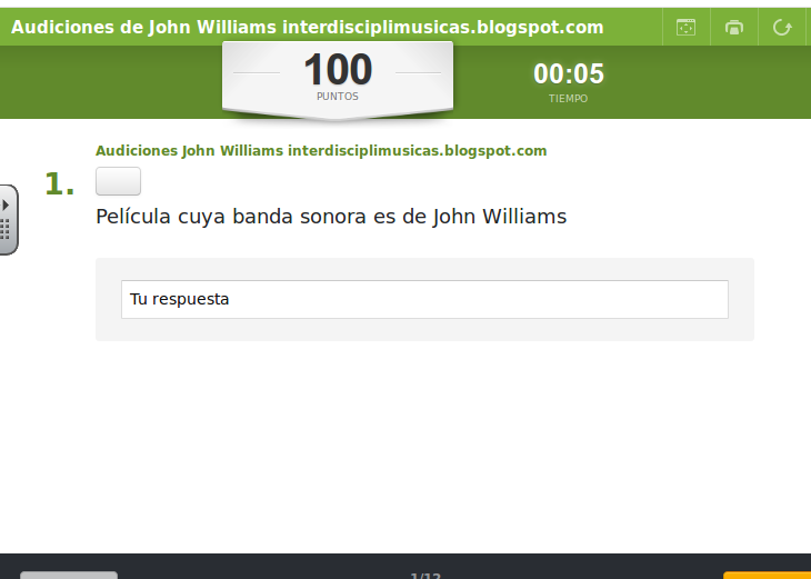 http://www.educaplay.com/es/recursoseducativos/596358/audiciones_de_john_williams.htm