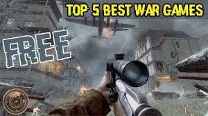 Best iPad War games