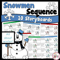 Snowmen Sequencing
