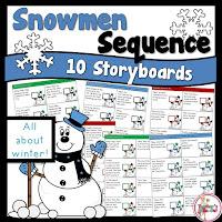 Snowmen Sequencing