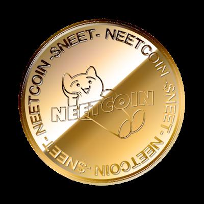 ニートコイン(NEETCOIN)のフリー素材