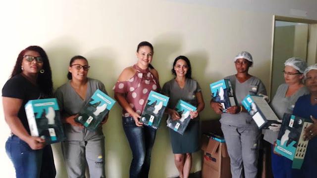 Formosa do Rio Preto: Saúde faz entrega de kits de EPIs para servidores municipais
