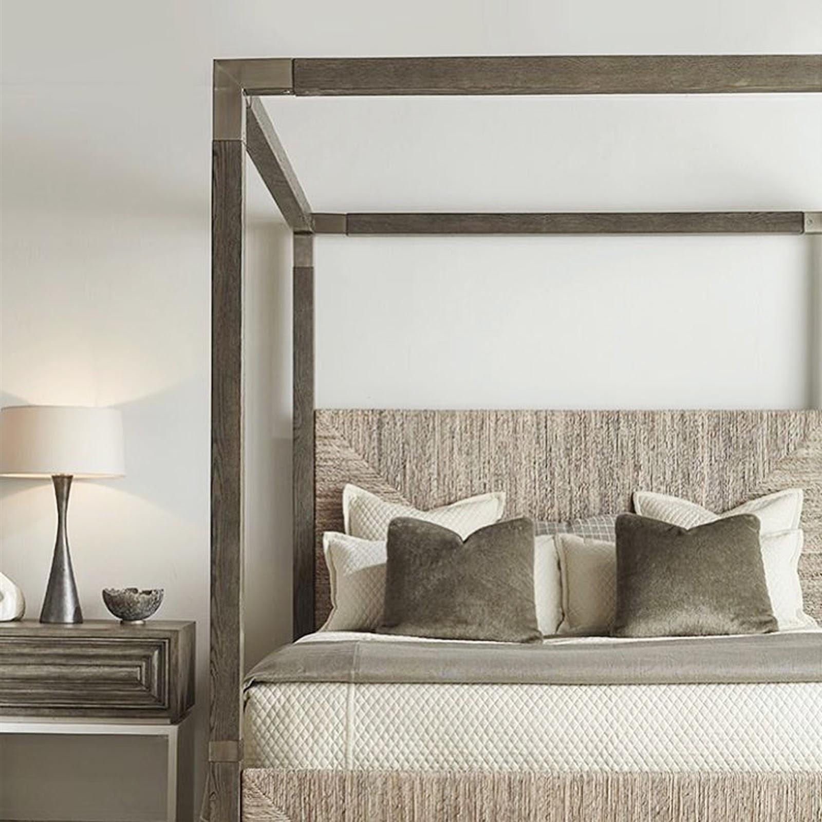 Bernhardt Palma King Bed