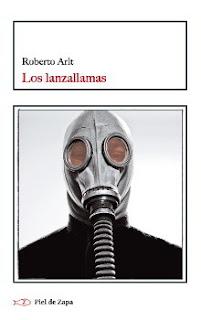 Portada del libro Los lanzallamas para descargar en pdf gratis