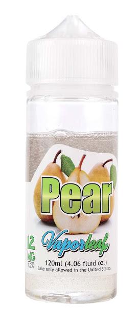 Pear Vape Juice 120ml 12mg