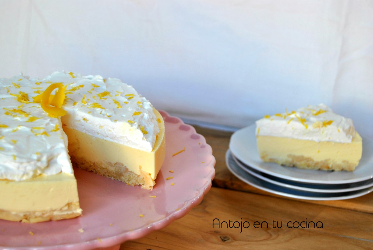 lemon-cheesecake, cheesecake-de-limon-sin-horno