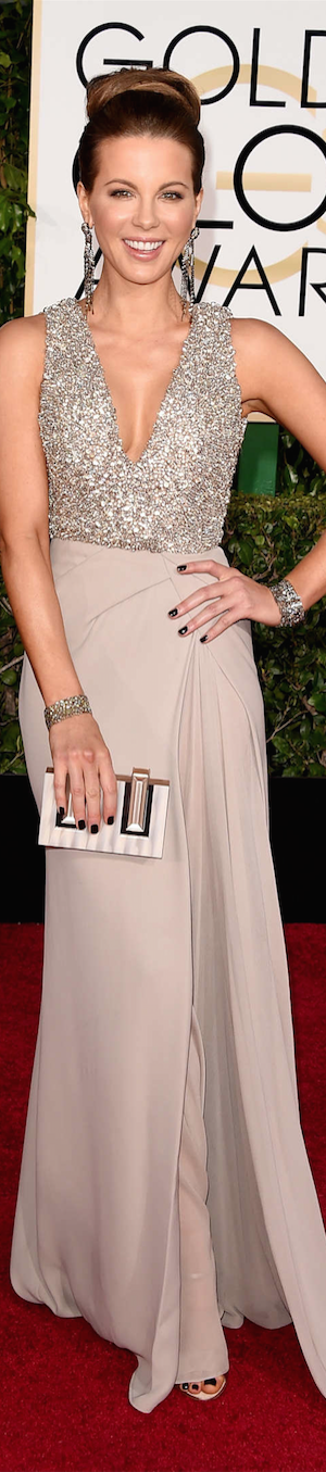 Kate Beckinsale 2015 Golden Globes