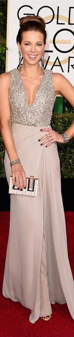 Kate Beckinsale 2015 Golden Globes