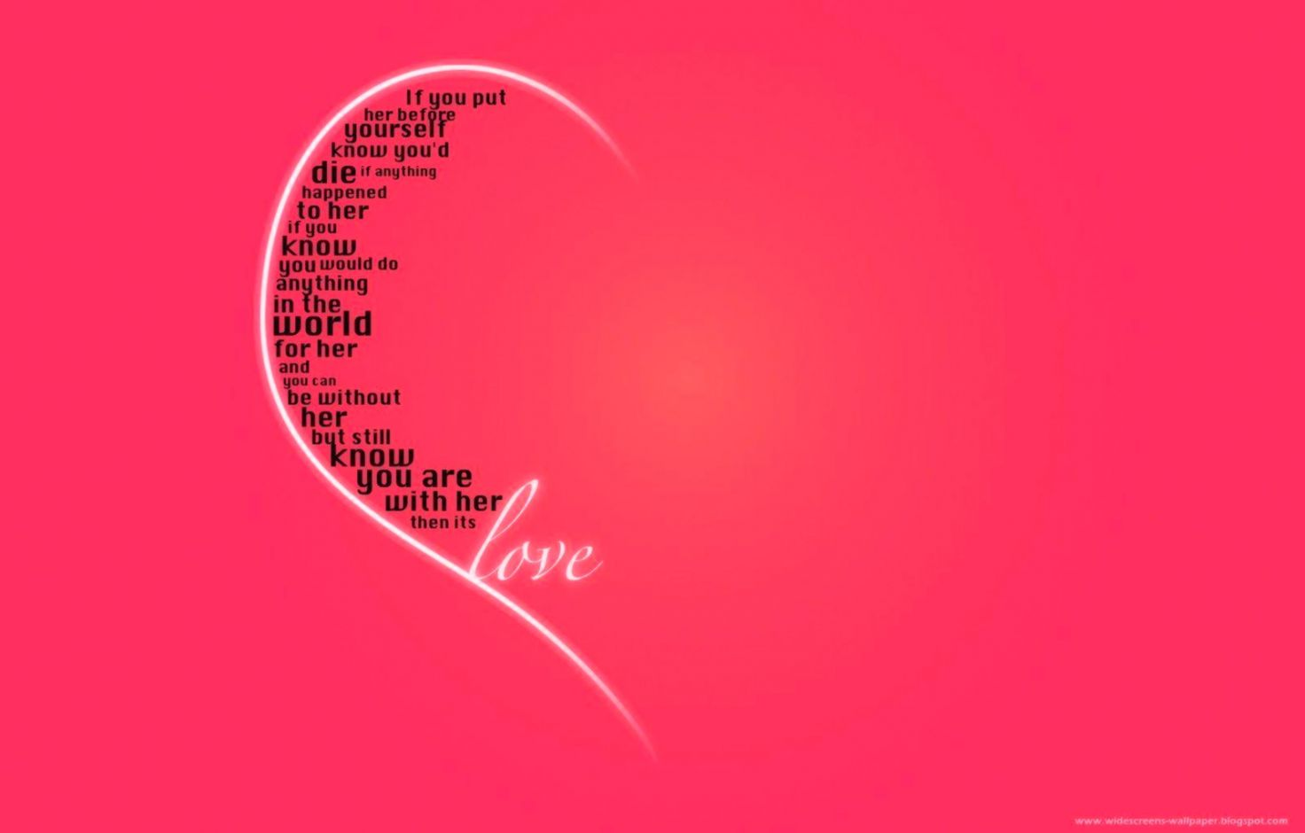 I Love You Quote Wallpaper Background Root Wallpapers