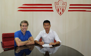 Lin nuevo jugador del Almería B
