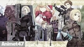 Ảnh trong phim Heavy Object 2