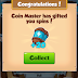 Coin Master Free Spin And Coins +  spins + coin  _21-01-20 _