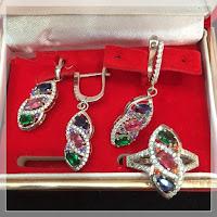 Set Perhiasan Alexandri
