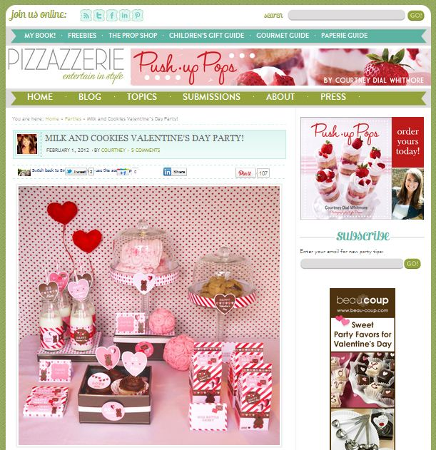 Valentine's Day Feature
