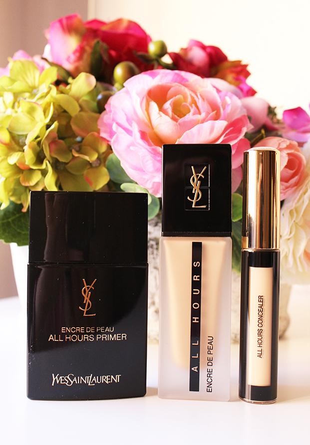 Probamos All Hours de YSL, la línea de maquillaje que aguanta horas y horas