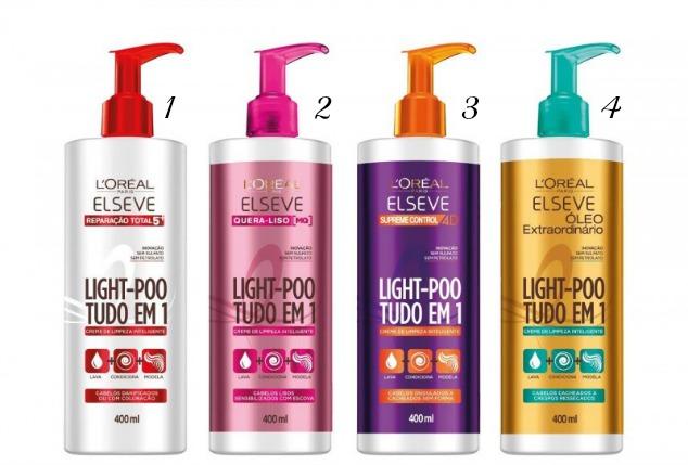 LIGHT-POO TUDO EM 1 de L'Oréal Paris 2