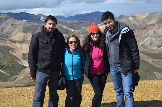 Islàndia: Itinerari, distàncies i webs interessants