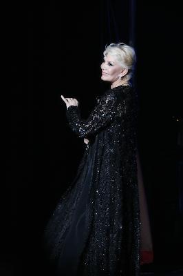 Η Μαρινέλλα στο νυχτερινό κέντρο «Διογένης Studio» της Αθήνας, στις 7 Νοεμβρίου του 2008.