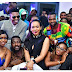 BBNaija2018 : See This Beautiful Photo Of See Gobe Housemates At The Live Screening Show! (Photo)