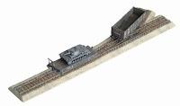 Plattformwagen w/Pz.III Ausf.F + Railway Gondola