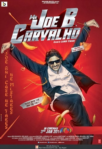 Mr Joe B Carvalho 2014 Hindi Movie Download