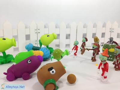 Plants VS Zombies Toys 2