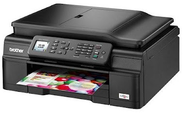 Brother MFC-J200 Printer Drivers Download
