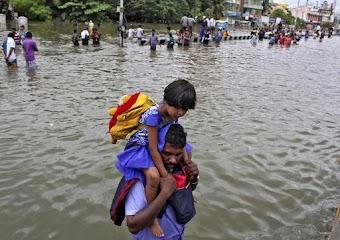 Lũ lụt sẽ xảy ra thường xuyên và các con sẽ được biết những vùng nào gây phẫn nộ cho Chúa Cha nhiều nhất