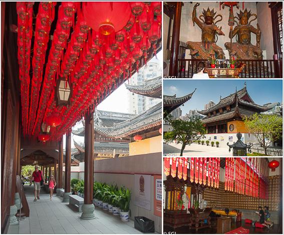 Templo del Buda de Jade en Shanghai