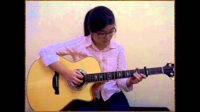 Josephine Alexandra, Si Cantik Yang Jago Gitar Fingerstyle