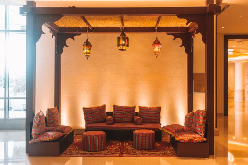 Shangri-La Doha Hotel Lobby