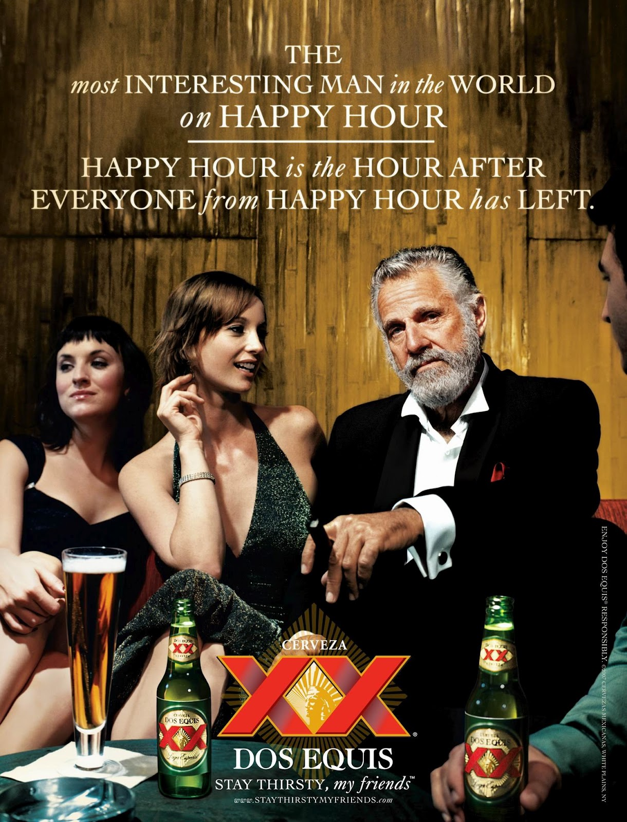 The Interesting Man In The World Quotes: Fondos De Pantalla Dos Equis (XX)