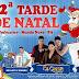 12ª Tarde de Natal em Umbuzeiro de Mundo Novo