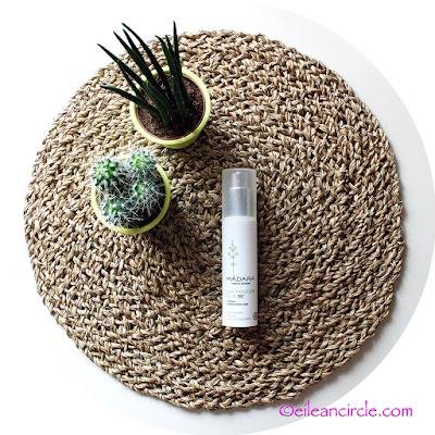MÁDARA cosmética natural crema facial Deep Moisture Fluid normal to combination skin