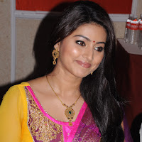 Cute sneha at an event in salwar kameez