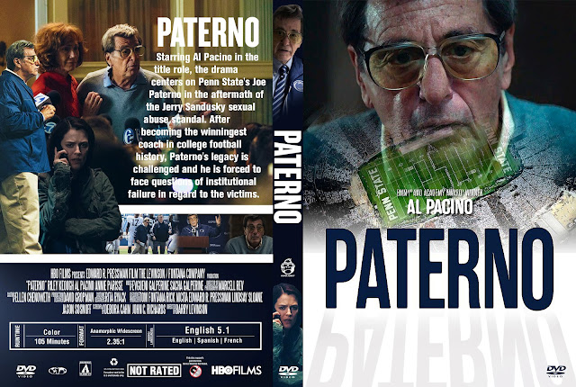 Re: Paterno (2018)