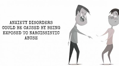 Exposure To Narcissistic Violence Could Be The Cause Of Anxiety Disorders