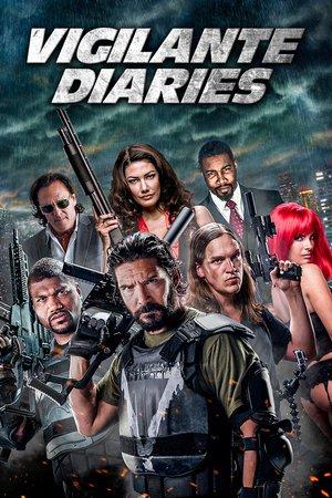 Poster Vigilante Diaries 2016
