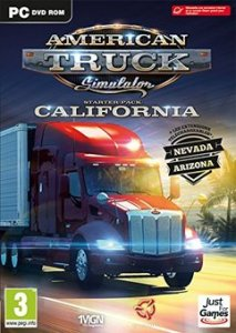 Download American Truck Simulator Arizona for PC Free