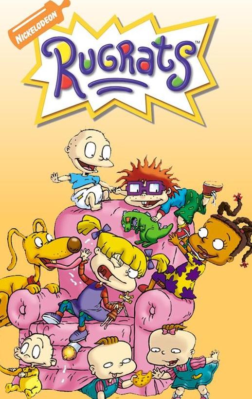 Rugrats: Aventuras en Pañales |Latino| |Tv-Rip| |Mega